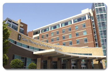 Family Medicine Program main hospital, Saint Thomas Rutherford