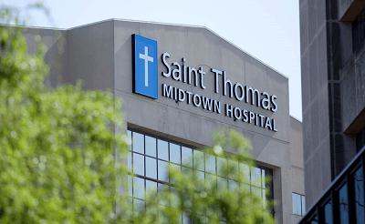 saint thomas hospital nashville tennessee